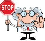 professor stop
